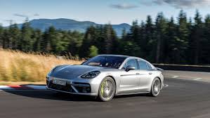 porsche panamera hatchback 2017 into the wild