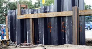 Steel Sheet Piling Cost Estimate by Steel Sheet Pile Steel Sheet Piles Steel Sheet Piling