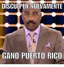 Puerto Rican Memes - disculpen nuevamente gano puerto rico meme on esmemes com
