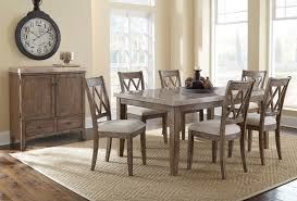 Grey Dining Room Furniture Cool Decor Inspiration Dr Rm Oceangrove - Grey dining room