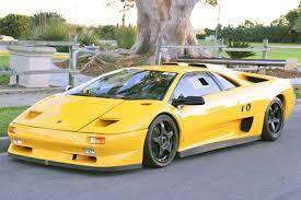 1996 lamborghini diablo for sale 1996 lamborghini diablo sv idée d image de voiture