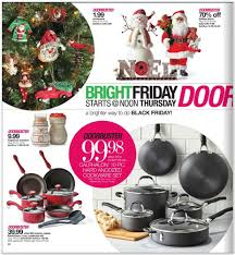 cookware black friday bealls black friday ad 2016