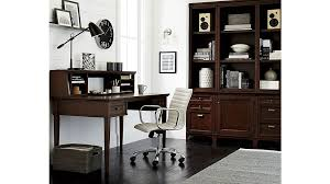 harrison cherry file cabinet crate and barrel