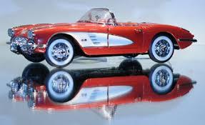59 corvette convertible phillymint franklin mint 1959 chevy corvette convertible 1 24th