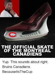 Montreal Canadians Memes - massholesportscom the official skate of the montreal canadiens yup