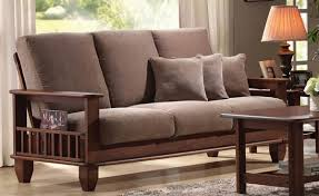 elegant wooden sofas designs 46 about remodel home design pictures