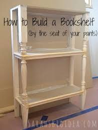 Bookshelf Seat Bookshelf Plans Shmookshmelf Shmlans Sarah U0027s Big Idea