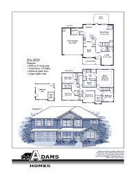 5 bedroom open floor plans saverna park adams homes