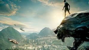 Black Panther Black Panther And The Real Lost Wakandas