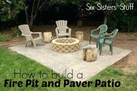 Diy Gas Fire Pit by Patio Build Gas Fire Pit On Patio Diy Fire Pit Patio Table Build