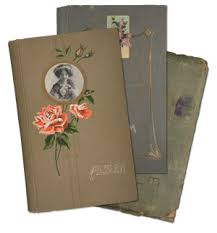 Picture Albums Image Permanence Institute 20th Century Postcard Albums