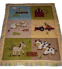 Farm Crib Bedding Sisi Bedding Sets Sisi Baby Boy Boutique On The Farm 15 Pcs