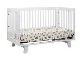 Babyletto Hudson 3 In 1 Convertible Crib Hudson 3 In 1 Convertible Crib With Toddler Rail