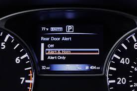 nissan pathfinder japan name video 2018 nissan pathfinder introduces audible rear door alert
