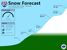 California travel forecast images Winter storm warning issued for california xmas eve 15 30 quot of png