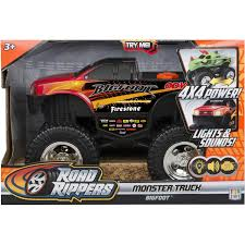 bigfoot the monster truck road rippers 10