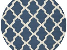 Round Throw Rugs by Decor 55 Best Home Decor Ideas Using Navy Blue Area Rug In Ivory