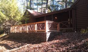 Patio Handrails by Wood Railing Blog For Mountain Laurel Handrail Pictures And Projects