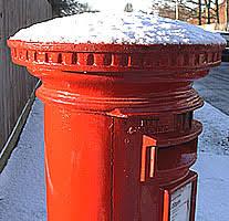 uk international postal services send letters or parcels from