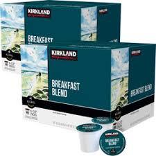 it s just the coffee talking costco s kirkland brand k cups