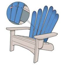 Build An Adirondack Chair Build Your Own Ski Chair Ski Mag