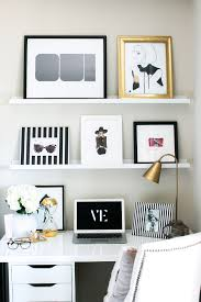 chic home office desk 20 chic ways to organize your office bedrooms art styles and