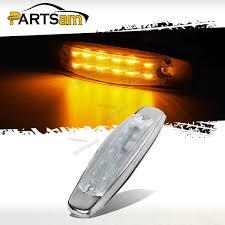 partes de kenworth amber led cab side marker lights for peterbilt kenworth truck