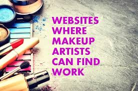 need a makeup artist websites where muas can find work makeup artist essentials