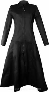 Long Trench Coats For Women Long Black Women U0027s Coat By Hard Leather Stuff Made From 100