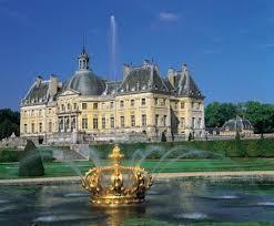 chateau pour mariage photo le château de vaux le vicomte pour le mariage d