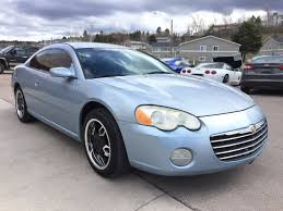 2004 chrysler sebring for sale in spearfish sd 57783