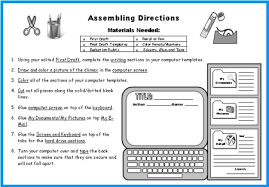 Computer Lesson Worksheets Brilliant Ideas Of Worksheets For Computer Class On Template