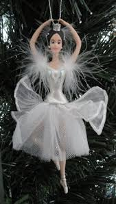 free 1998 swan lake doll collectible ornament porcelain