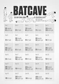 Challenge Site Batcave Challenge A Number Of Challenges And Workouts On This
