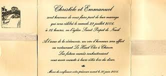 texte pour invitation mariage famille réponses