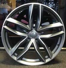 audi rs6 wheels 19 4 x 19 alloy wheels tyres rs6 style audi black edition s line a4