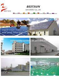 new design easy install 200w led solar home lighting system in