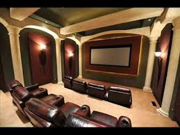 Home Theatre Design Basics Home Theater Furniture I Home Theater Furniture Design Youtube