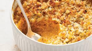sweet potato and butter casserole