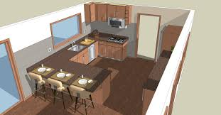 Sketchup Kitchen Design Sketchup Kitchen Design Kitchen Design Ideas