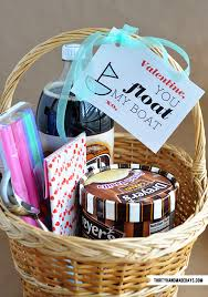 s day gifts for him valentines idea you float my boat