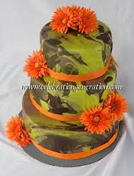130 best cakes camo images on pinterest camo baby showers