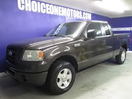 Ford F150 Truck Extended Cab - 2006 used ford f 150 stx extended cab 4x4 at choice one motors