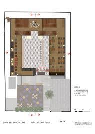 Loft Floor Plan Gallery Of Loft 38 Khosla Associates 19