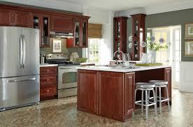 mahogany kitchen island tremendeous kitchen mahogany cabinets mediterranean with of island