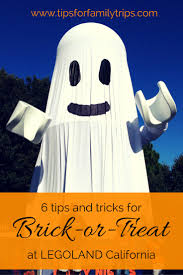 halloween city south gate tips for making the most of brick or treat at legoland california