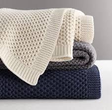 jeté de canapé en tricoter jeté de canapé maison image idée