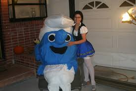 Smurf Halloween Costume Xwiki Main Handysmurfwear2