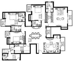 big house plan u2013 modern home ideas