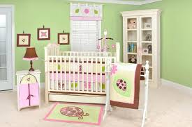 Pink And Green Crib Bedding Decoration Light Green Crib Bedding Awesome Images Of Baby